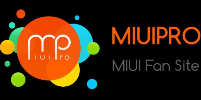 ROM MIUIPRO 8.10.11 Android 7.0 Nougat Redmi Note 3 PRO 1