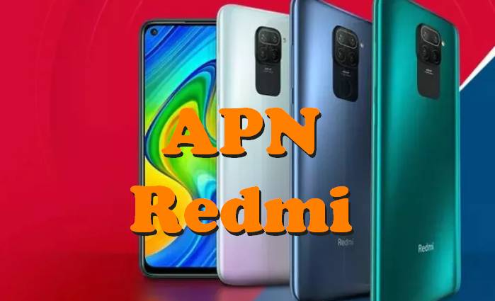 Setting APN Redmi